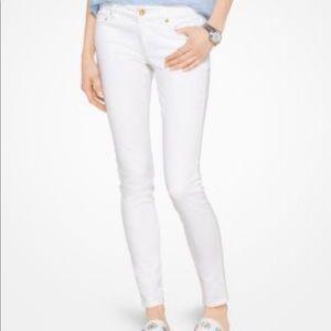 Michael Kors Jeans - Michael Kors Izzy White Jeans
